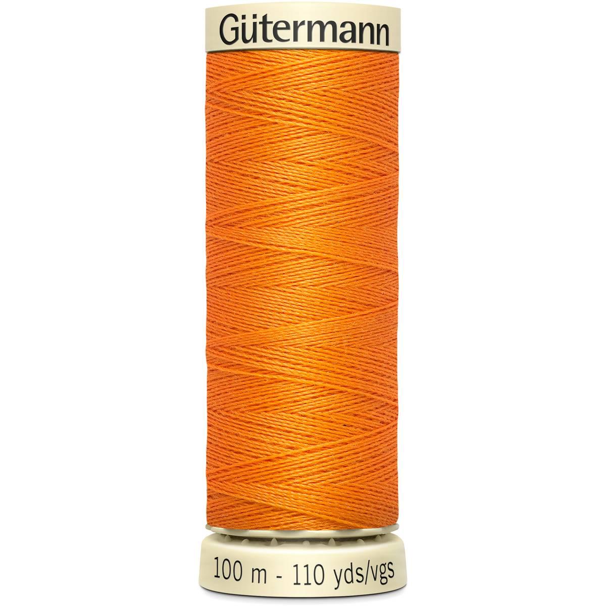 חוט תפירה גוטרמן - Orange 350