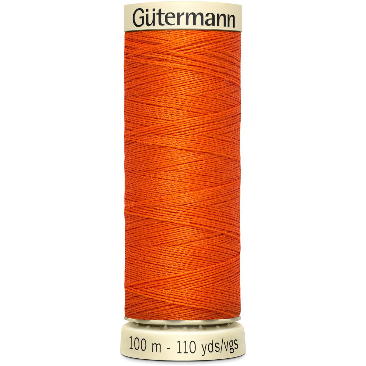 חוט תפירה גוטרמן - Orange 351