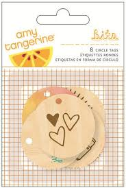 Rise and Shine Collection - Wood Veneer Tags