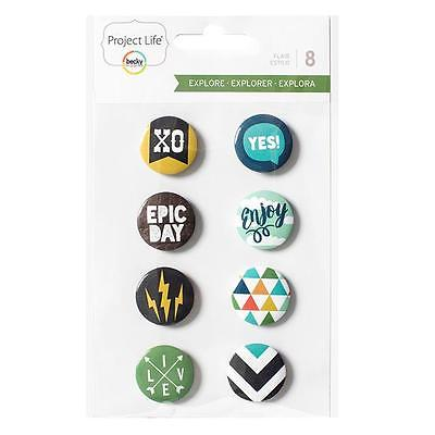 Explore Edition - Flair Badges