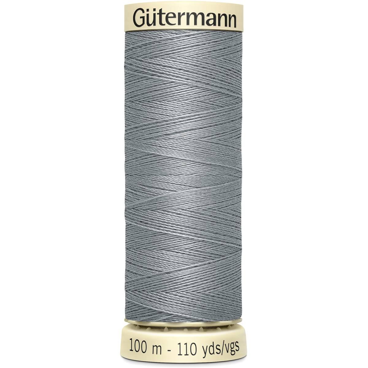 חוט תפירה גוטרמן - Grey 40