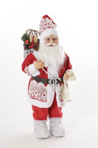 """סנטה קלאוס עומד - 61 ס""""מ"""