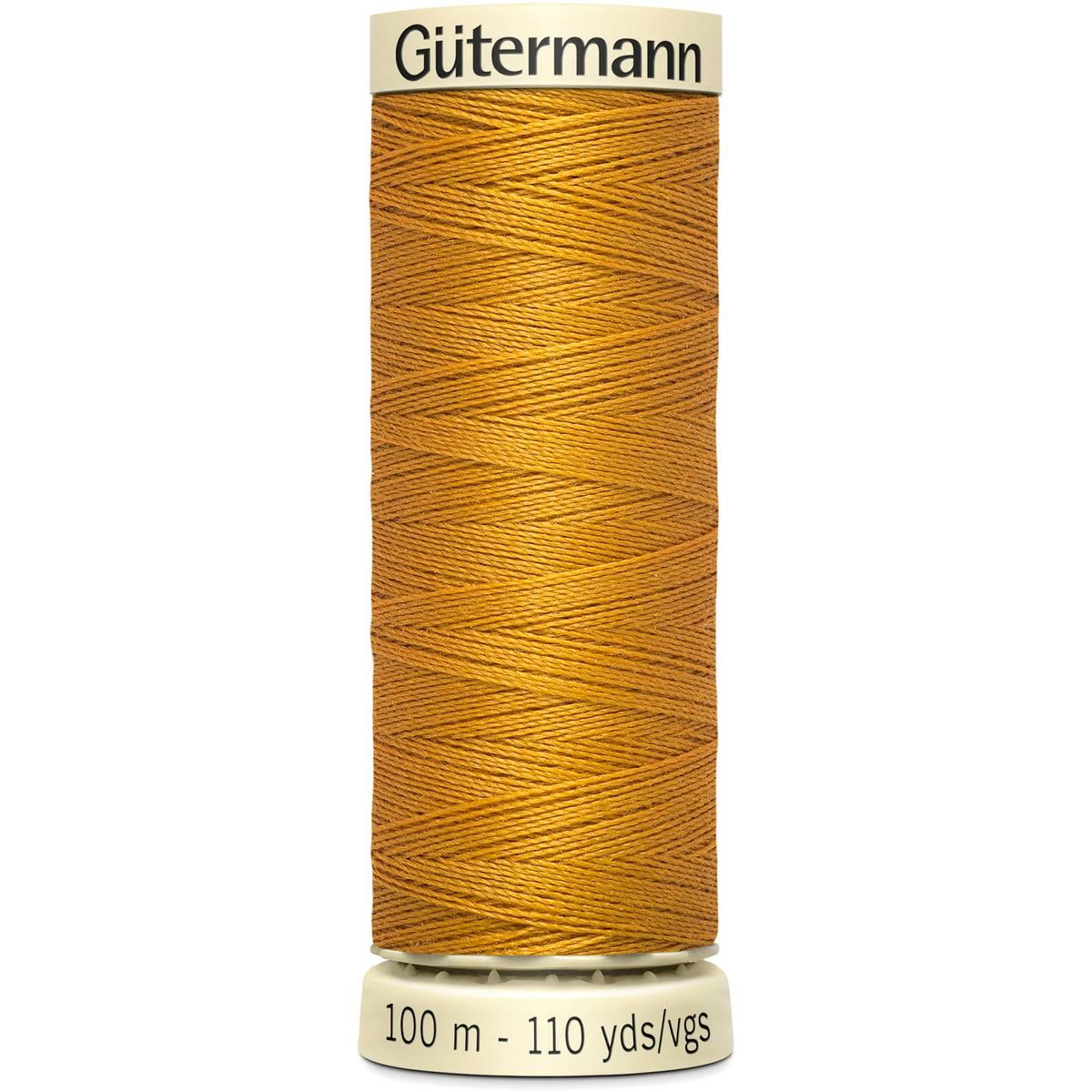 חוט תפירה גוטרמן - Yellow 412