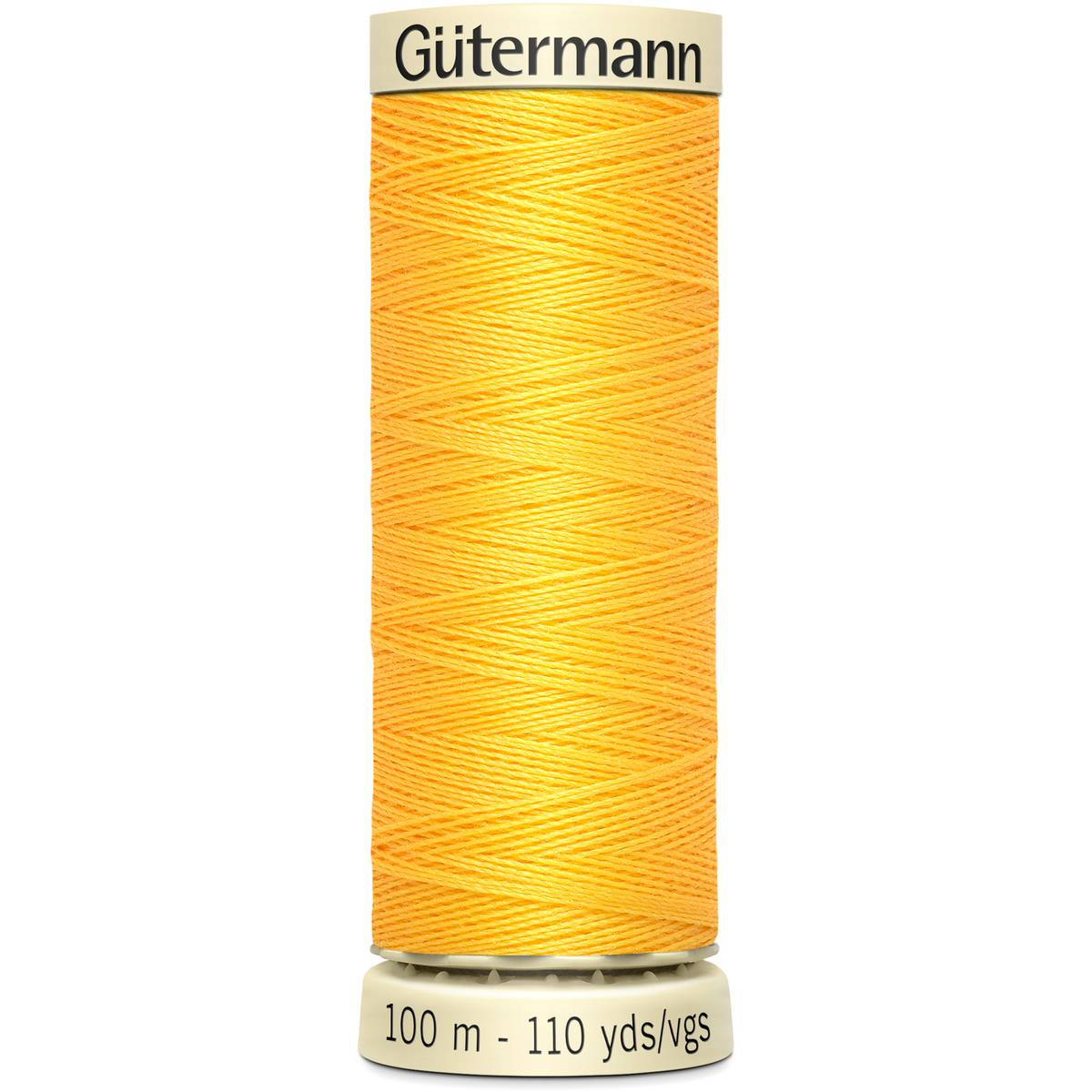 חוט תפירה גוטרמן - Yellow 417