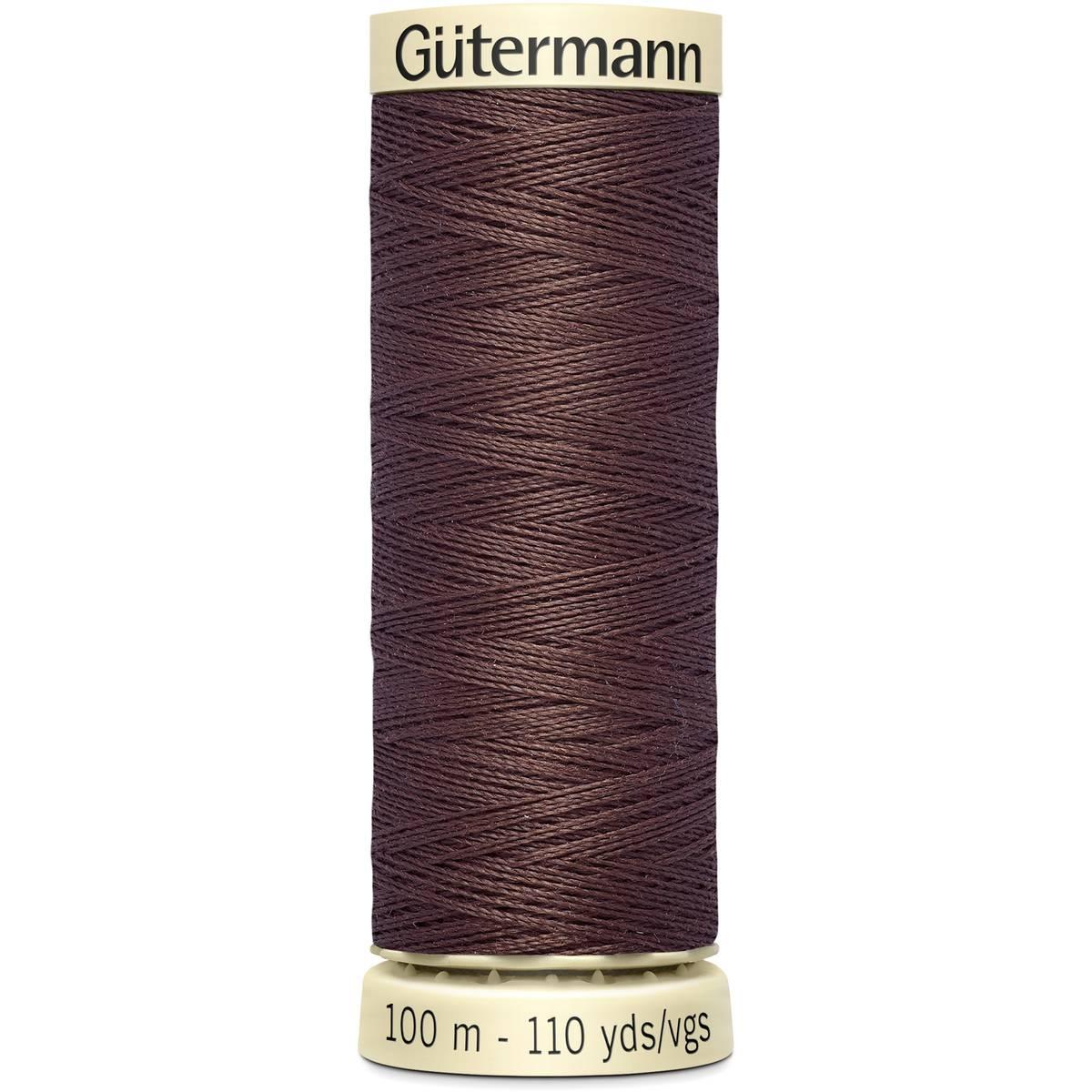 חוט תפירה גוטרמן - Brown 446