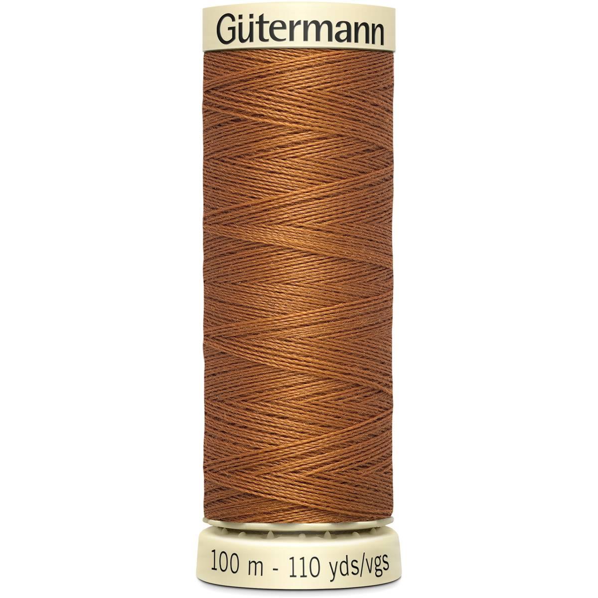 חוט תפירה גוטרמן - Brown 448