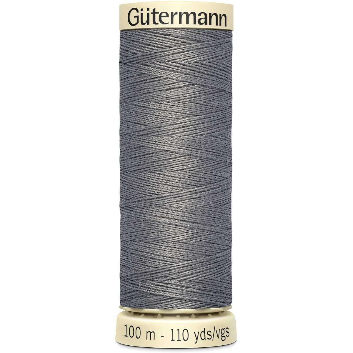 חוט תפירה גוטרמן - Grey 496