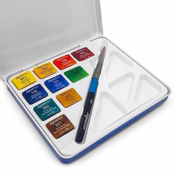 סט צבעי מים לנשיאה - Mini Travel Set