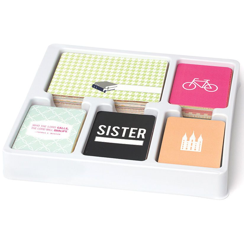 Project Life Core Kit - Missionary Sister Edition