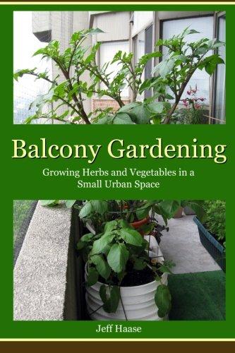 Balcony Gardening - גינון בחלל אורבני קטן