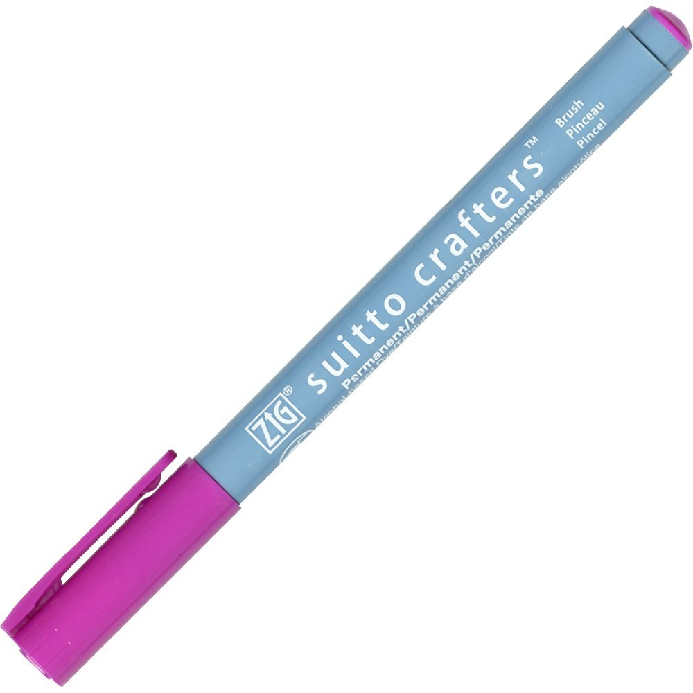 Zig Suitto Crafter Brush - Violet
