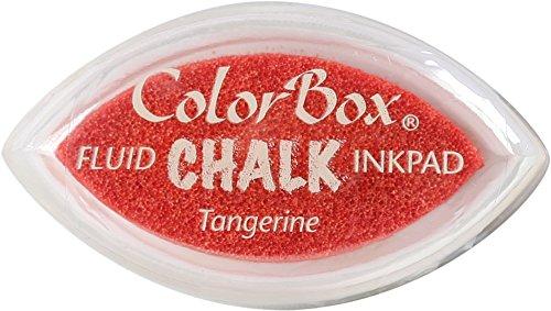 דיו גירי - ColorBox Chalk Cat's Eye Ink - Tangerine