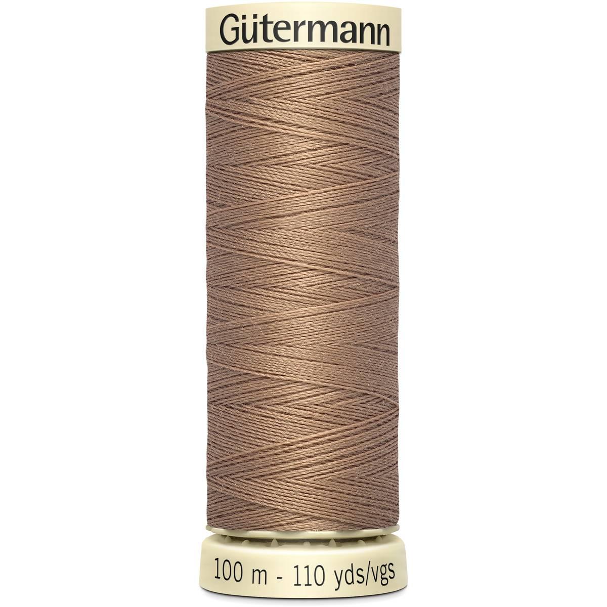 חוט תפירה גוטרמן - Brown 139