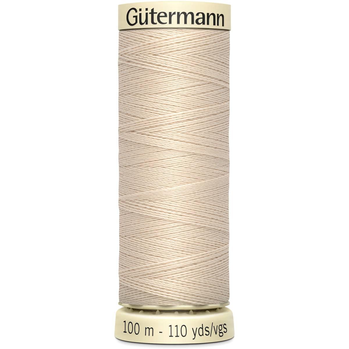 חוט תפירה גוטרמן - Beige 169
