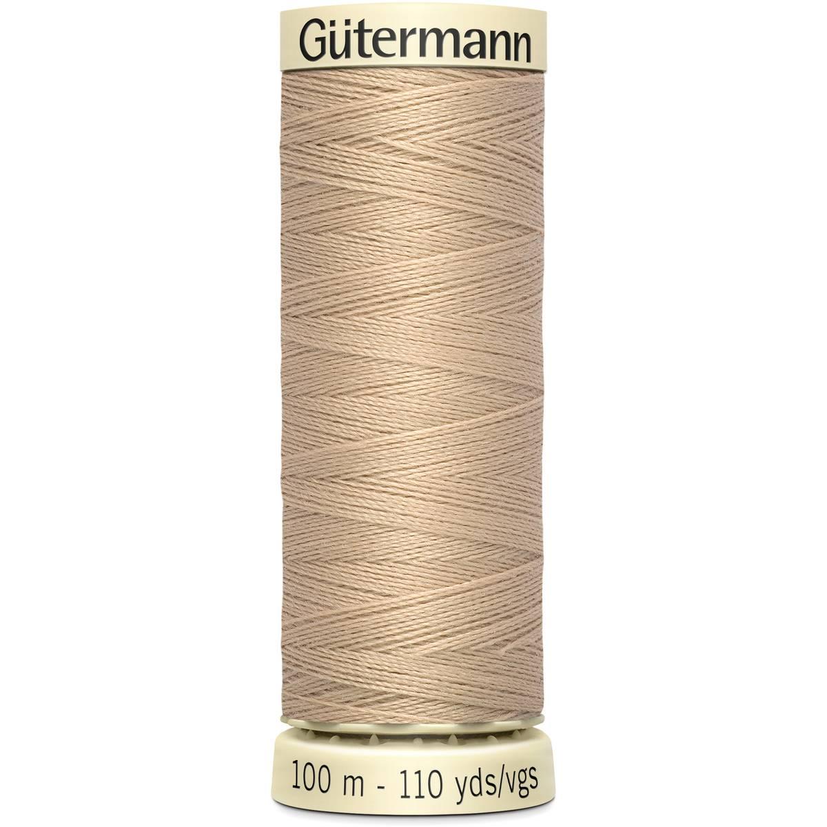חוט תפירה גוטרמן - Beige 186
