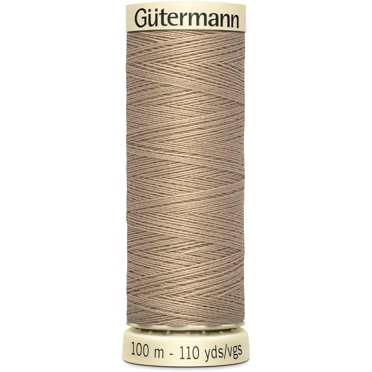 חוט תפירה גוטרמן - Brown 215