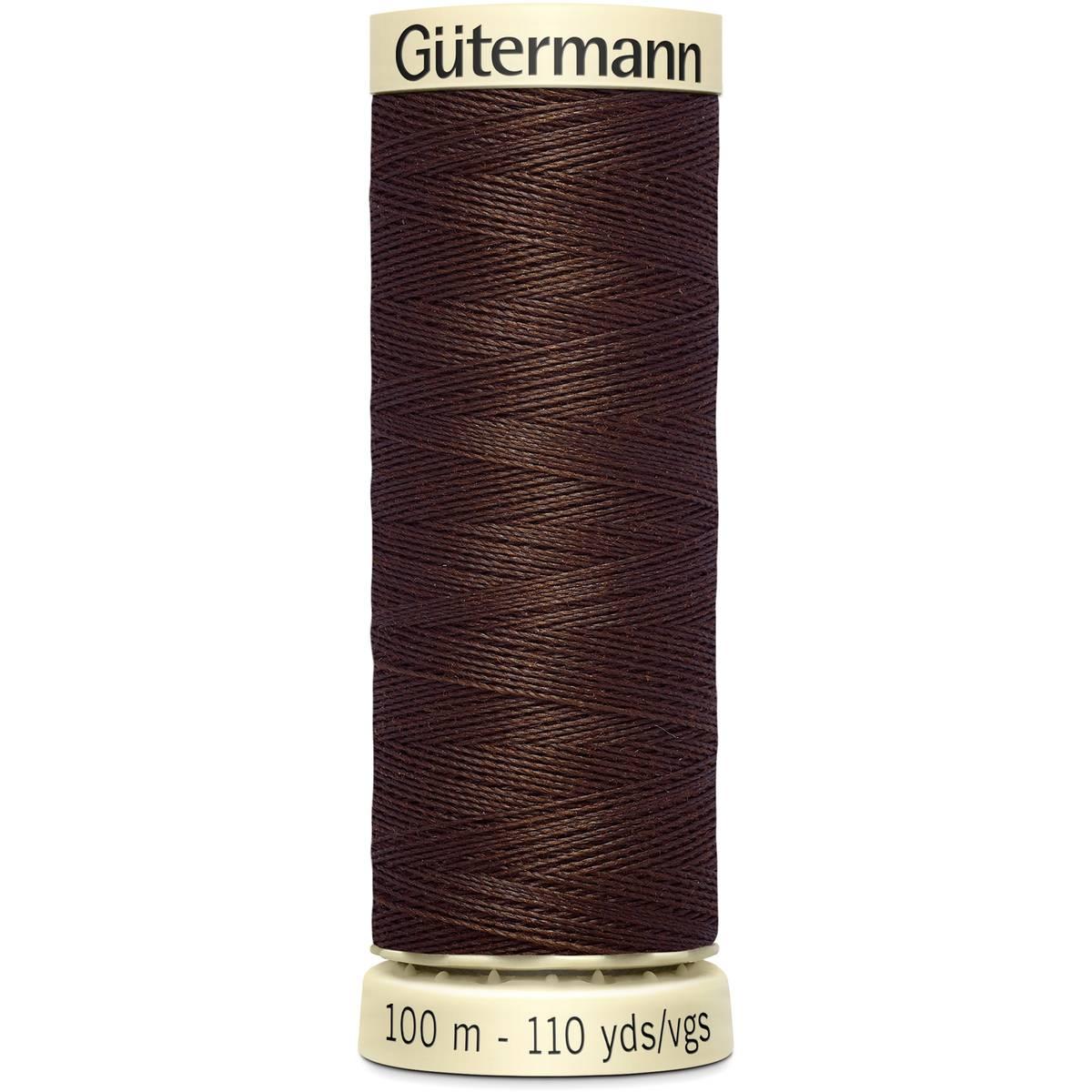 חוט תפירה גוטרמן - Brown 694