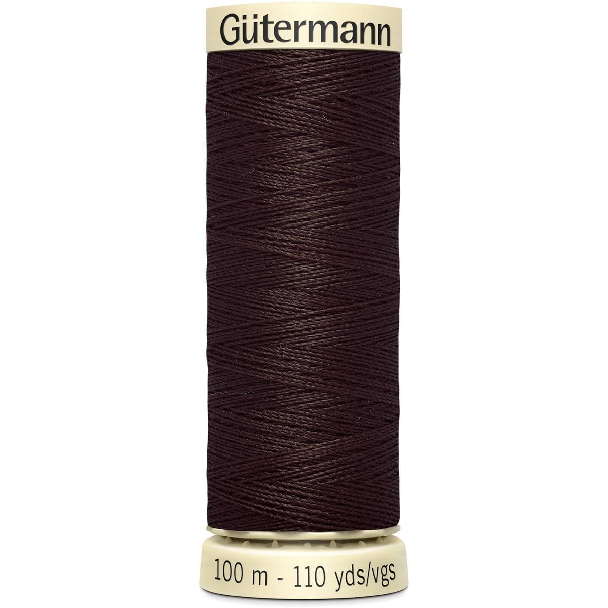חוט תפירה גוטרמן - Brown 696