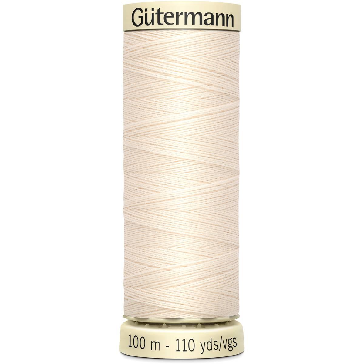 חוט תפירה גוטרמן - Cream 802