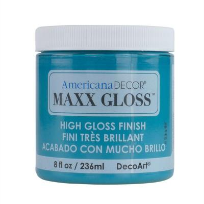 Americana Decor Maxx Gloss - Caribbean Sea