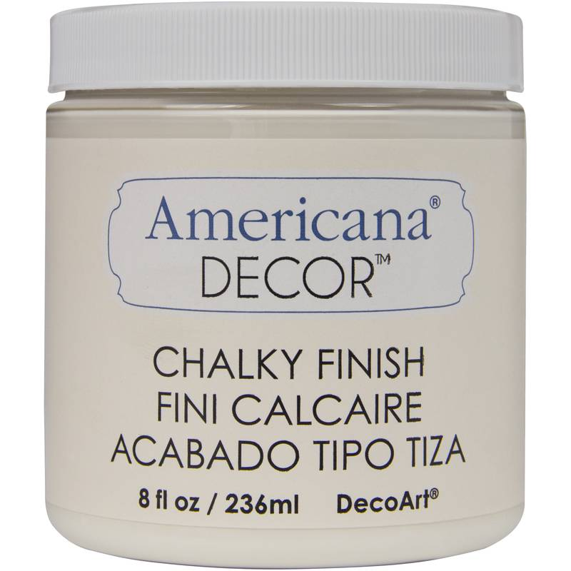 Chalky Finish Paint 236 ml - Lace