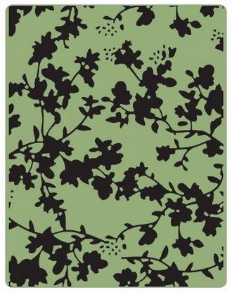 תבנית הבלטה - Embossing Folder - Floral