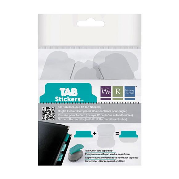 מדבקות Tab - File