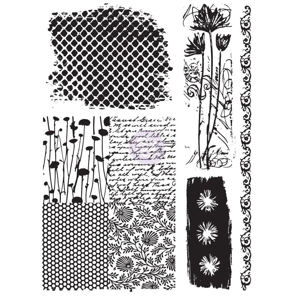 מדבקות ראב און דביקות לעיצוב הבית - Nature & Scripts