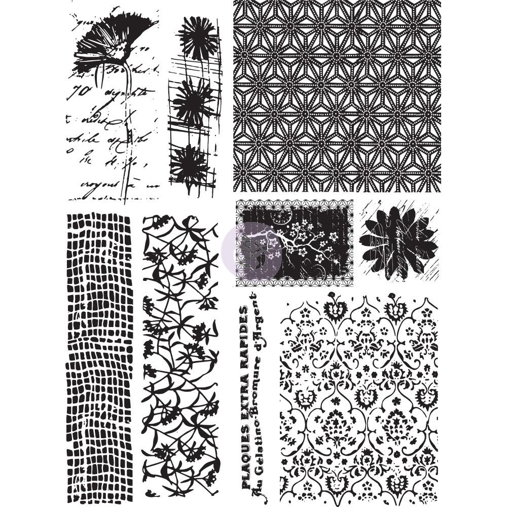 מדבקות ראב און דביקות לעיצוב הבית - Moroccan Dreams