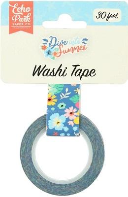 וואשי טייפ - Dive Into Summer Washi Tape