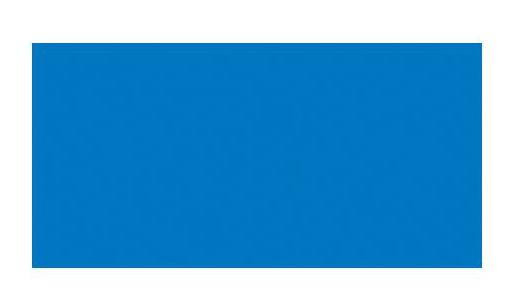 גיליון לבד (Felt) A4 - כחול ניאון