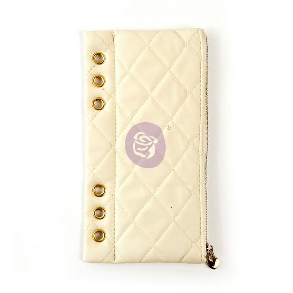 My Prima Planner Pencil Pouch - cream