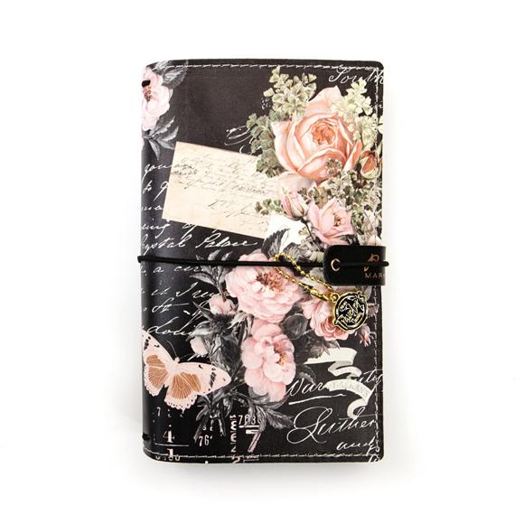 מחברת מידורי - PTJ - Vintage Floral