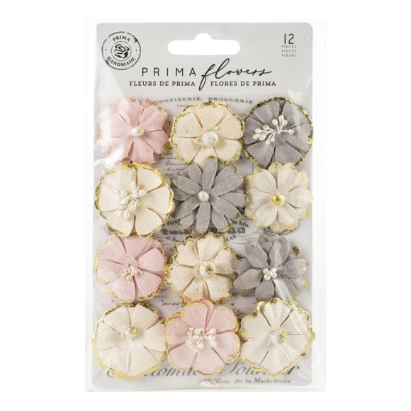 פרחי נייר Mulberry Paper Flowers - Blessedr