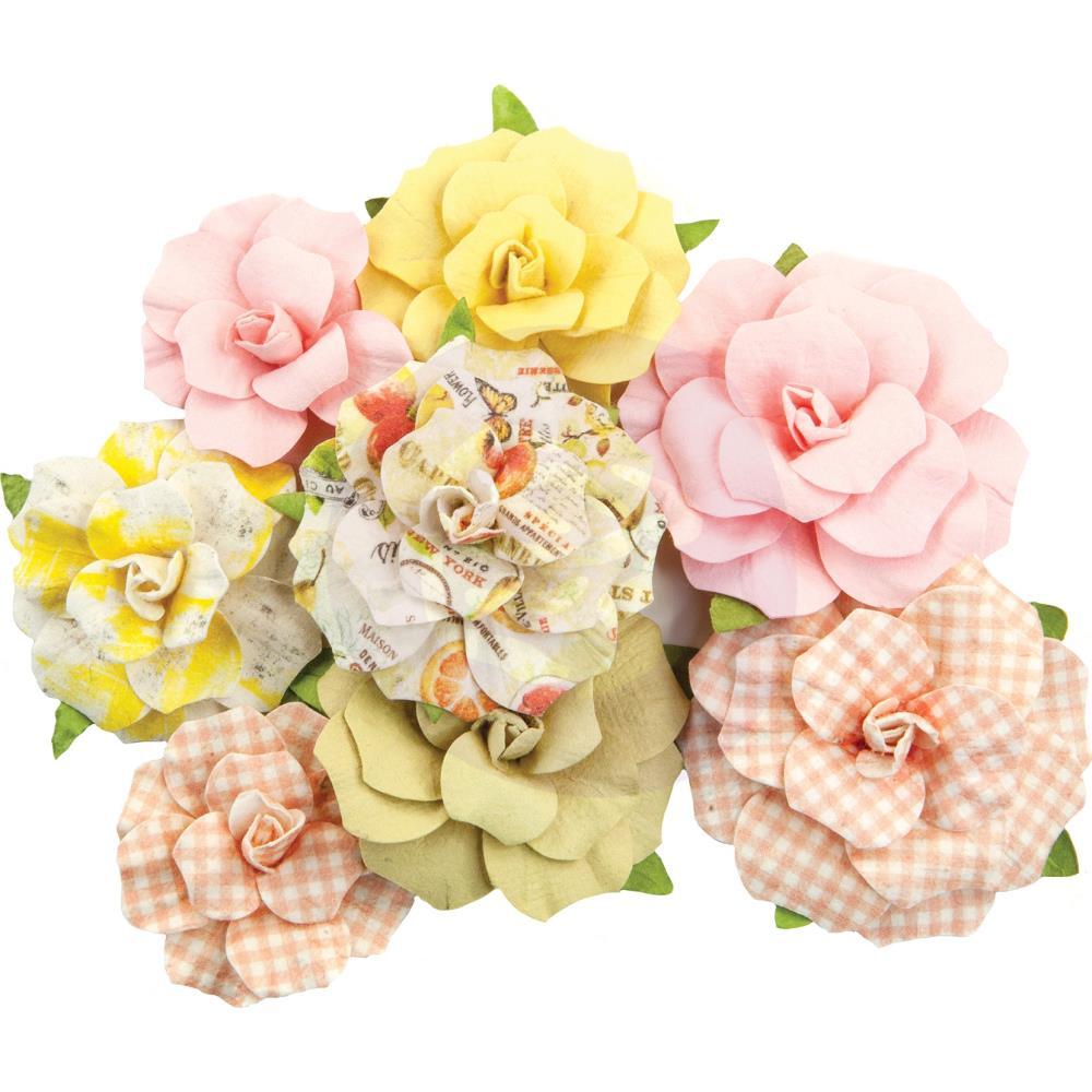 פרחי נייר Fruit Paradise Paper Flowers - Toronja