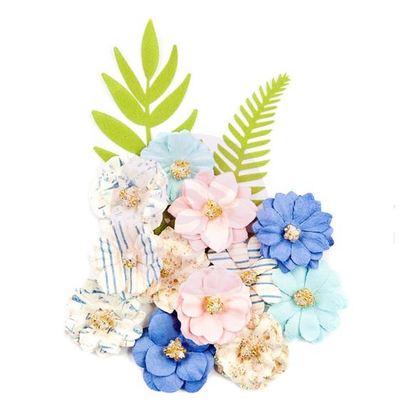 פרחי נייר Mulberry Paper Flowers - Redondo