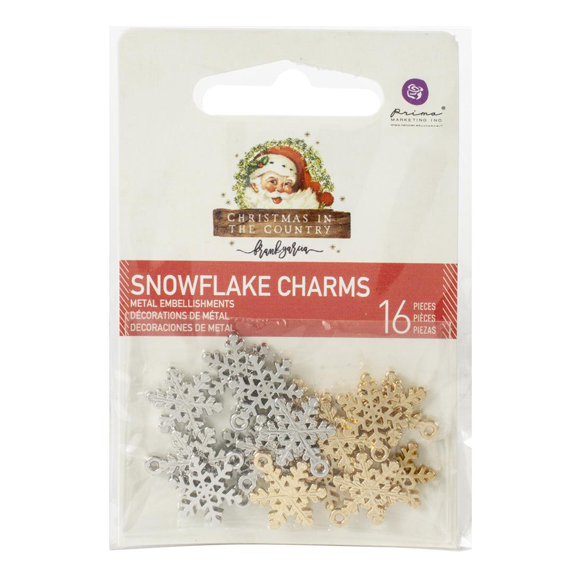 צ'ארם פתית שלג - Snowflakes