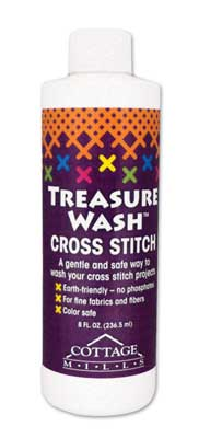 Treasure Wash For Cross Stitch