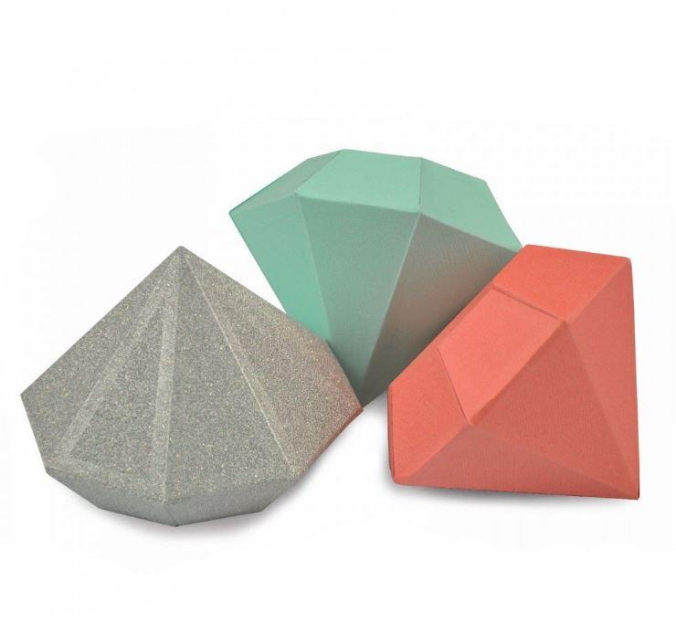 תבנית חיתוך - Thinlits Plus Die - Diamond Box