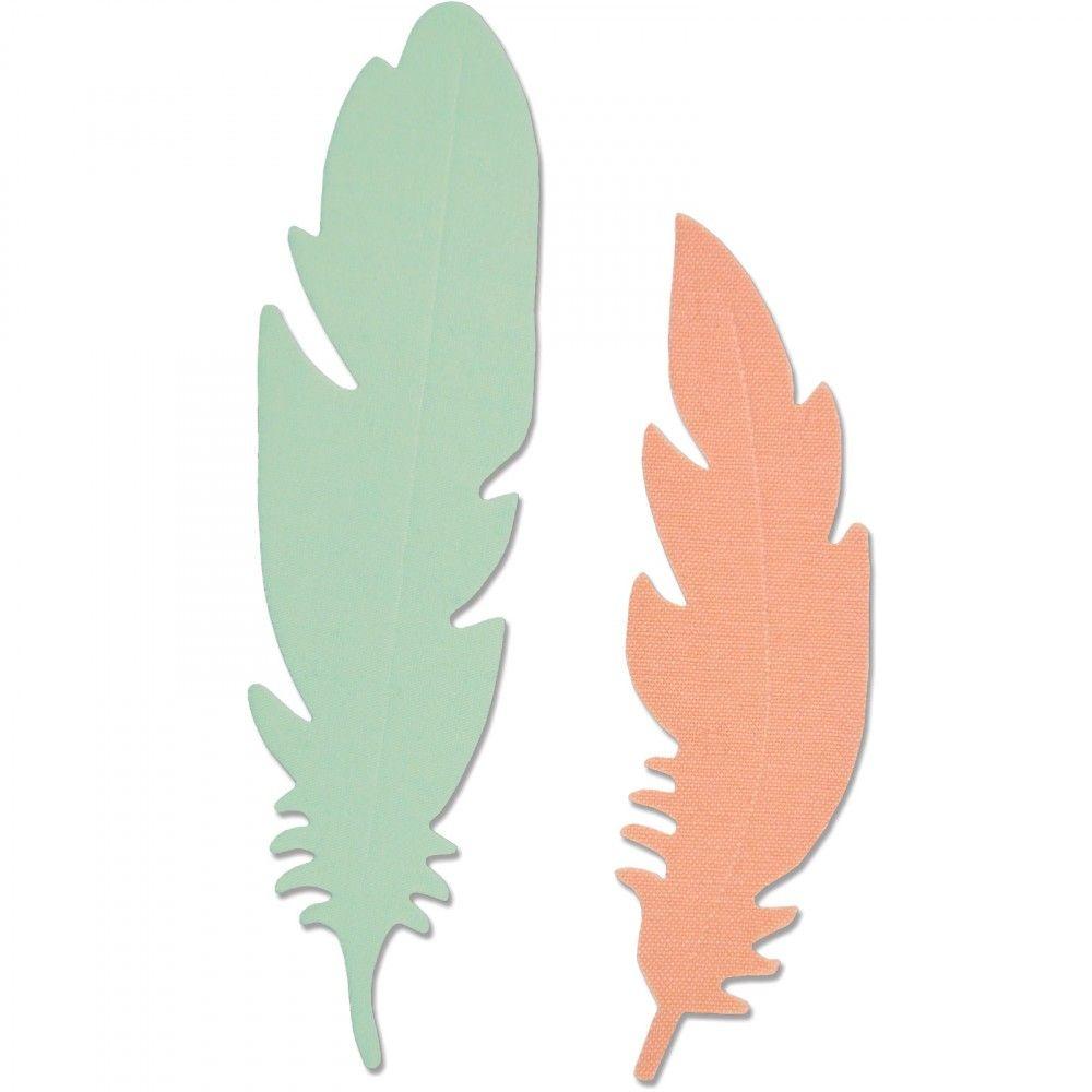 תבנית חיתוך - Bigz Die - Feather