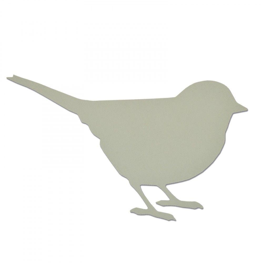 תבנית חיתוך - Bigz Die - Little Bird