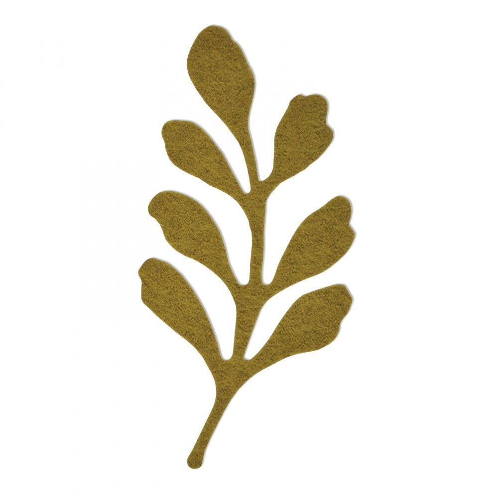 תבנית חיתוך - Bigz Die - Woodland Foliage