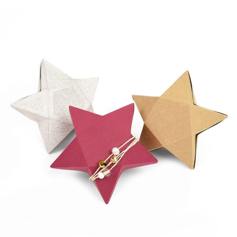 תבנית חיתוך - Thinlits Plus Die - Star Box