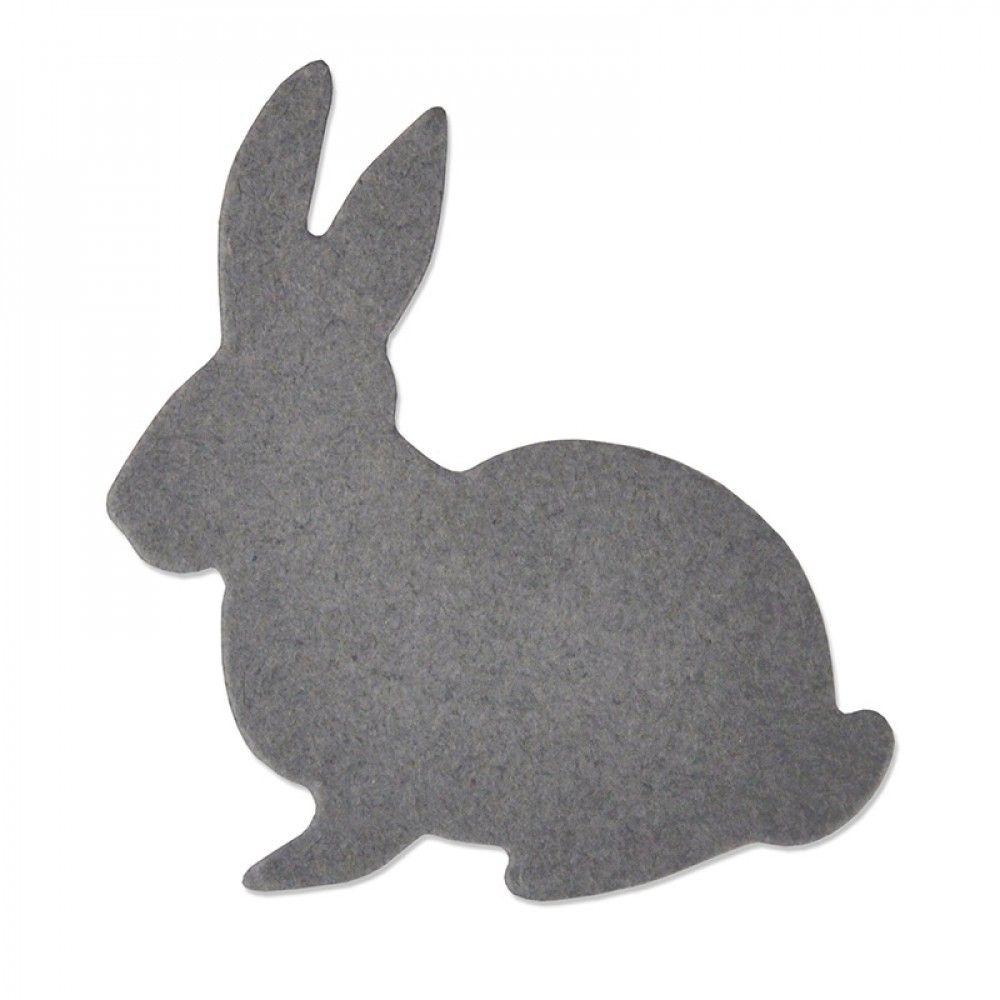 תבנית חיתוך - Thinlits Die - Cute Bunny Mini