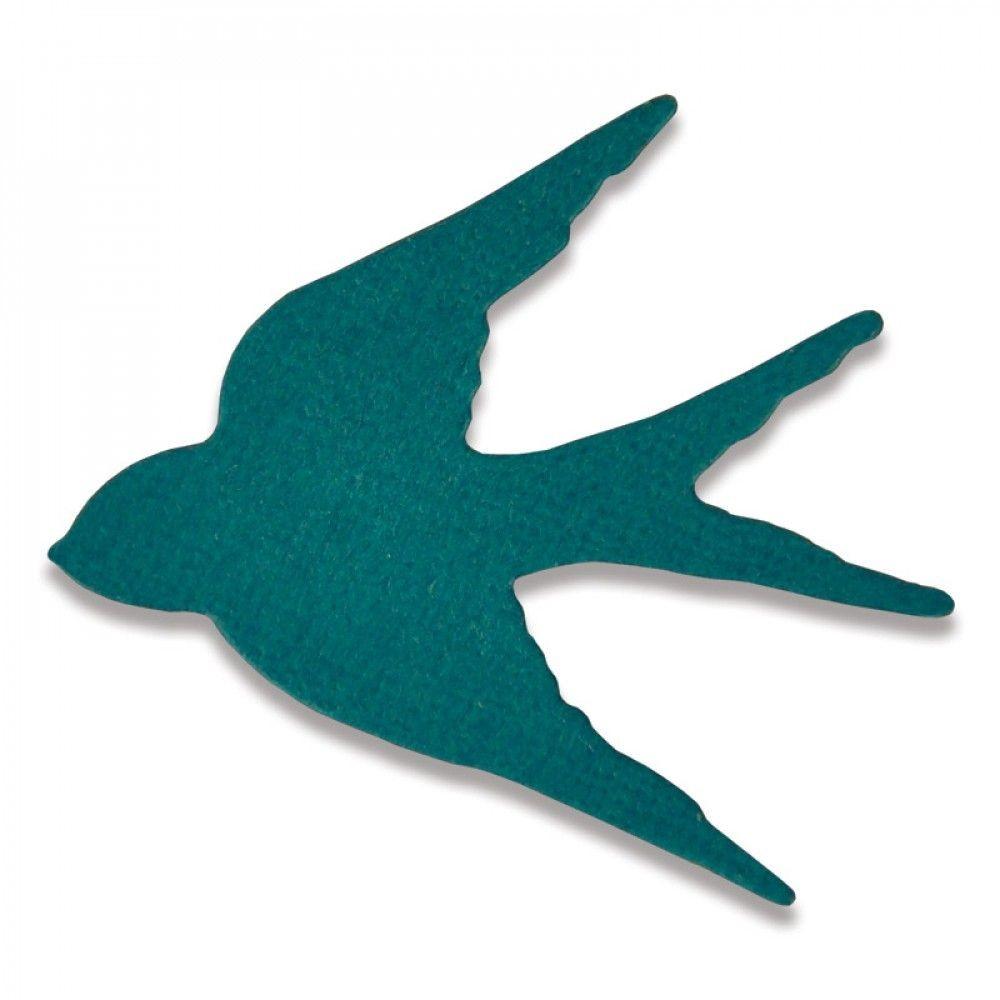 תבנית חיתוך - Thinlits Die Set - Mini Swallow