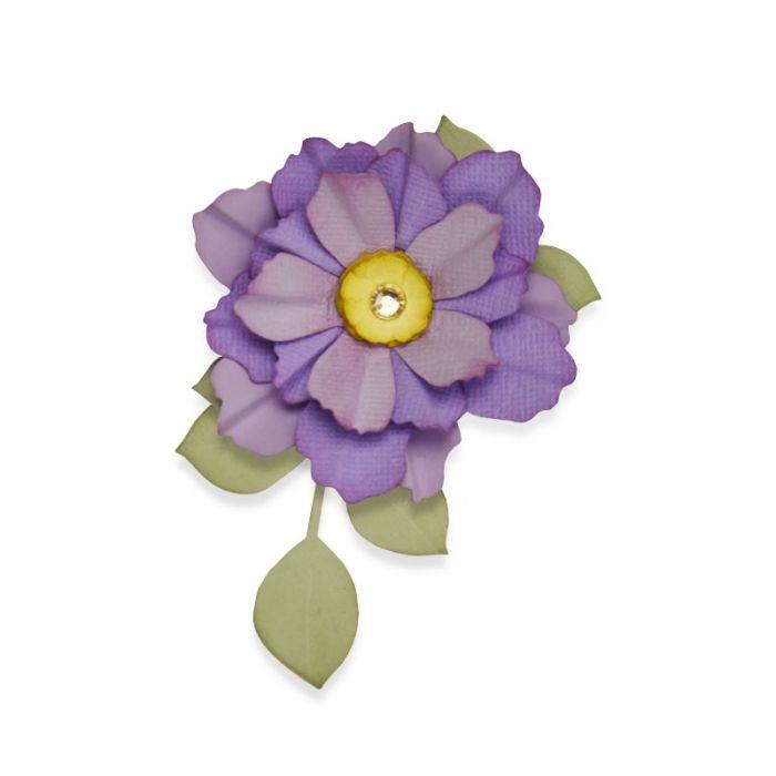 תבנית חיתוך - Bigz Die - Rustic Bouquet