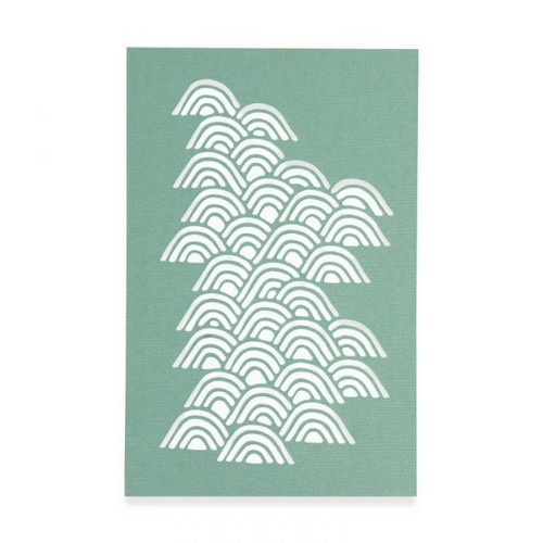 תבנית חיתוך- Thinlits Die - Waves