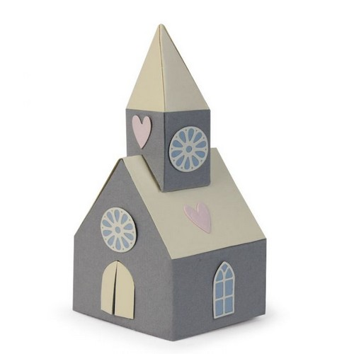 סט תבניות חיתוך- Thinlits Dies - Scandi Church