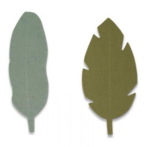 תבנית חיתוך- Bigz Die - Leaves