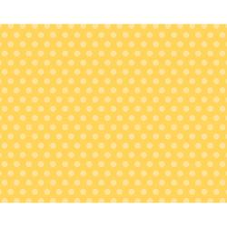 Designer Poster Board - Yellow Dots